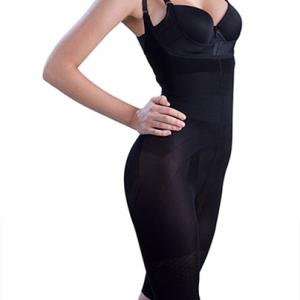 Dorra Slim fit ambassador in black tights