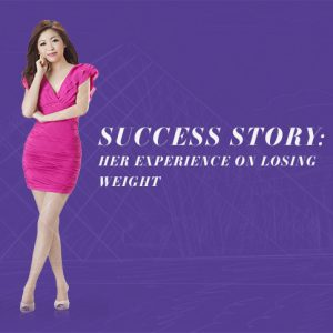 Dorra Slim succes story on losing weight
