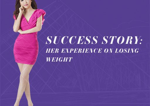 Success Story: Her Experience on Losing Weight