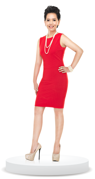 Dorra Slim after treatment of post natal weight gain