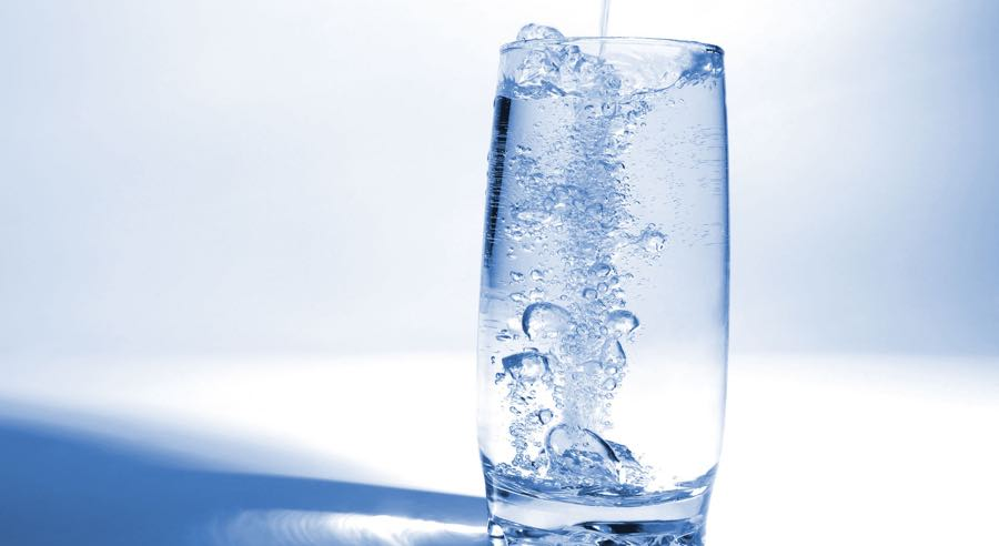 Dorra Slim how water helps you lose weight