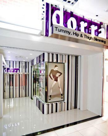 Dorra Slim entrance of Gallery-Heartland